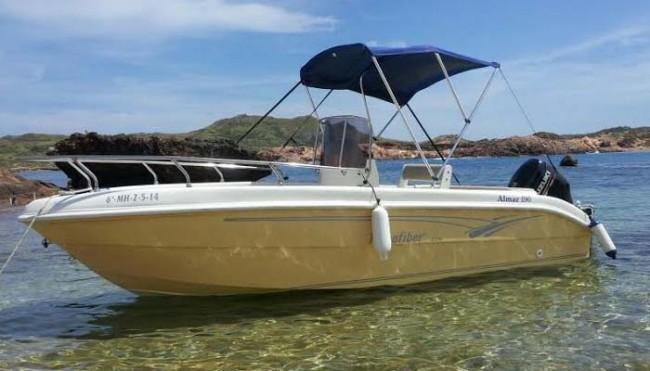 Barco Aventura - Tu barco en Menorca - entero